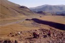 Подъём на плато Ирахит-Сырт