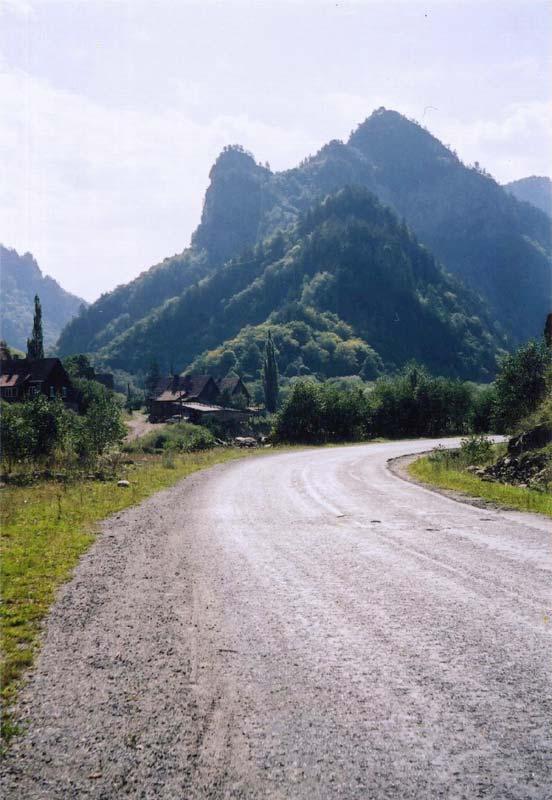 Холмы у впадения р.Худес