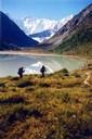 Фото 21. Озеро Аккемское и Белуха
