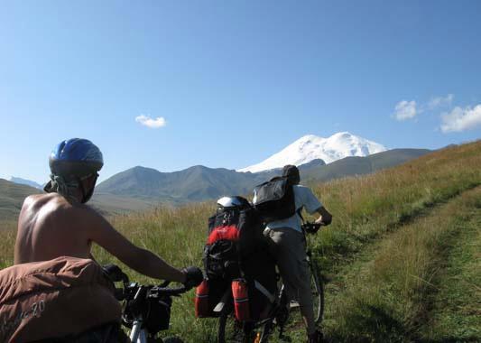 Фото 22. Подъём на плато Бечасын