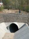 Фото 89. Водозащитные сооружения ж.д. тоннеля