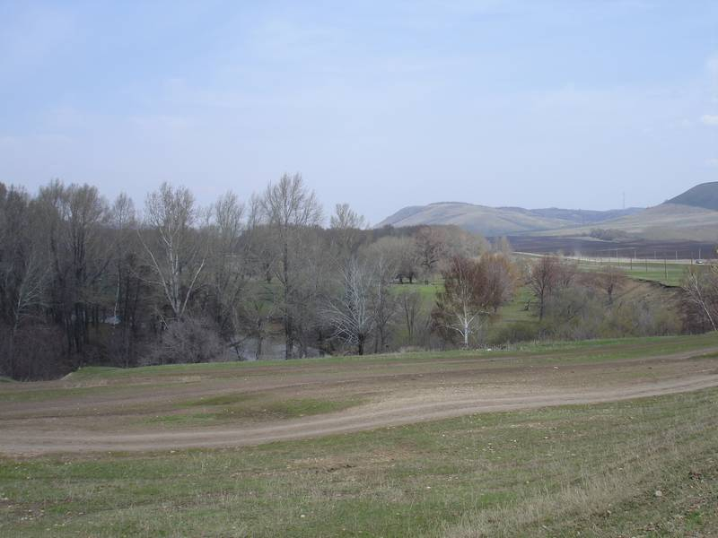 Долина реки Касмарка
